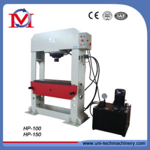 High Precision 150 Tons Hydraulic Press Machine (HP-150) pictures & photos