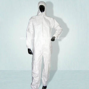 Disposable Protective Coverall Nonwowen Overall Working Garment pictures & photos