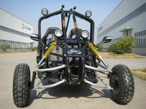 200cc CVT Automatic Transmission Go Kart with Sport Style pictures & photos