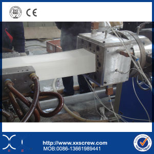 PVC Profile Extrusion Machine for Plastic Raw Material pictures & photos