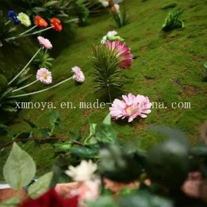 Decorative Artificial Green Grass Moss Walls, Synthetic Moss for Landscaping pictures & photos