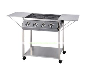 Stainless Steel Freestanding Gas BBQ for Outdoor Kitchen (WH-D623)