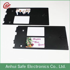 Latest Listing Canon ID Card Tray for Printing, Inkjet PVC Card pictures & photos