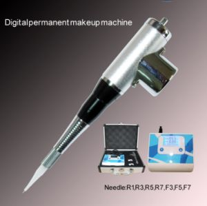 Permanent Makeup Tattoo Machine Kit (ZX-011) pictures & photos
