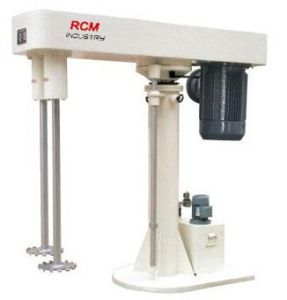 Dual Double Shaft Disperser for Paint pictures & photos
