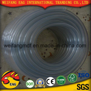 1/2′′ Clear PVC Fluid Hose for Level pictures & photos