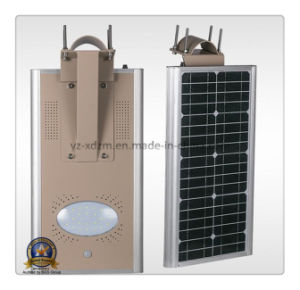 35W All in One Integrated Solar LED Street Light pictures & photos