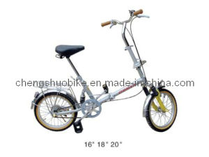 Modern Folding Bicycle CS-F1211 of Good Quality pictures & photos