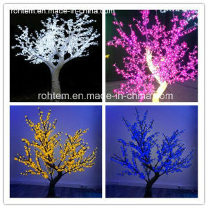 Christmas Decoration Artificial LED Cherry Tree Light