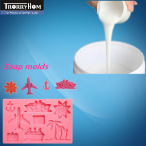 FDA Certificated Liquid Silicon for Making Soap Molds pictures & photos