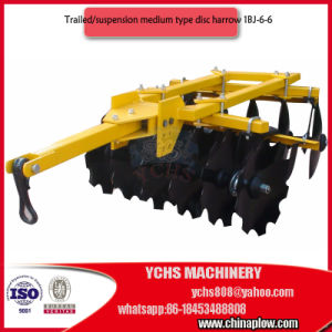 Farm Equipment Offset Middle Duty Tractor Disc Harrow China Supplier pictures & photos