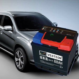 100ah DIN100 Maintenance Free Car Battery pictures & photos