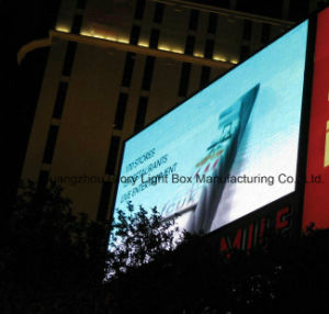 P10 Full Color Outdoor LED Video Screen pictures & photos