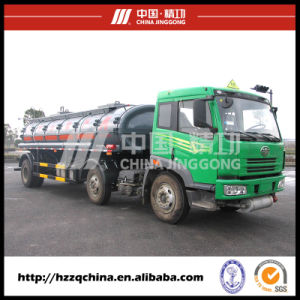 10715X2490X3100mmchemical Liquid Tanker (HZZ5251GHY) for Sale pictures & photos