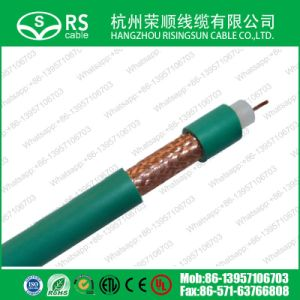 75ohm Kx8 CCA 17AWG Coaxial Cable for CATV/Matv