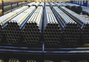 Qingdao Premium Quality Steel Pipe Structure