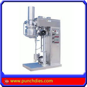 Zjr-10 Laboratory Emulsifier Emulsifying Mixer Machine for Vacuum Emulsifying