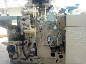 Electronic Double Nozzle Water Jet Weaving Machine pictures & photos
