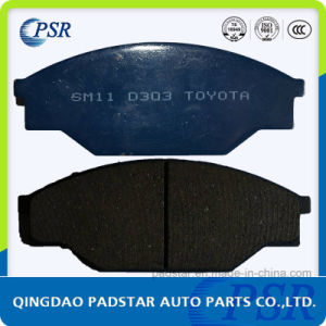 Hot Sale Passenger Car Brake Pads pictures & photos