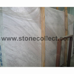 Volakas White Polished Slabs pictures & photos
