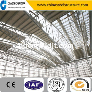 Big High Qualtity Steel Structure Truss Support Gusset Detail pictures & photos