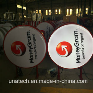 Outdoor/Indoor Display LED Lighting Vacuum Plastic Light Box Sign pictures & photos