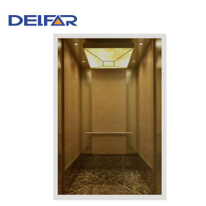 China luxury elevator cabin design for hotel use china Elevator cabin design