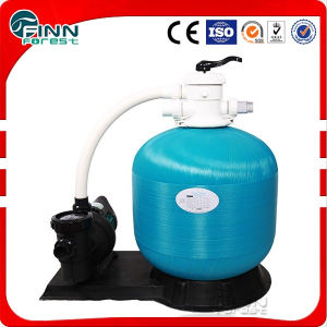 Good Water Treatment Sand Filter Swimming Pool Filtration Equipment pictures & photos