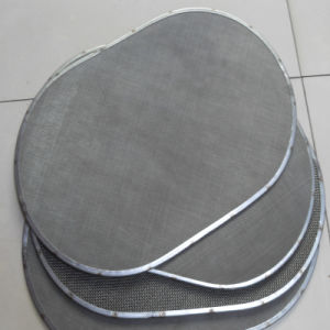 Stainless Steel Filter Mesh Factory pictures & photos