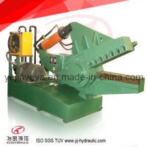Aluminum Pipe Alligator Hydraulic Cutting Machine (Q08-160A) pictures & photos