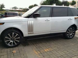 Range Rover Sports Auto Side Step pictures & photos