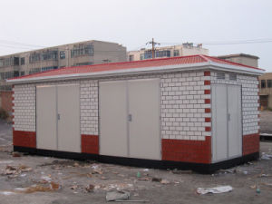 European Box-Type Distribution Power Transformer Substation From China Manufacturer pictures & photos