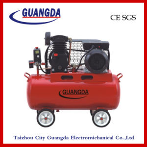 CE SGS 40L 1HP Belt Driven Air Compressor (Z-0.036/8) pictures & photos
