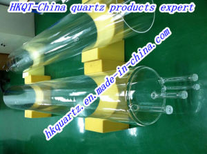Diffusion Furnace Core Tube Diffusion Furnace for Quartz Tube Large-Diameter Quartz Tube pictures & photos