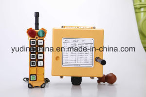 Best Quality Industrial Wireless Radio Remote Control F21-8d pictures & photos