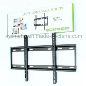 Universal LCD Flat Panel Screen Television Bracket TV Wall Mount pictures & photos