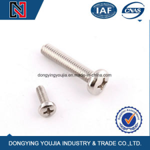 Fastener Manufacturer Stainless Steel Cheese Head Machine Screw pictures & photos
