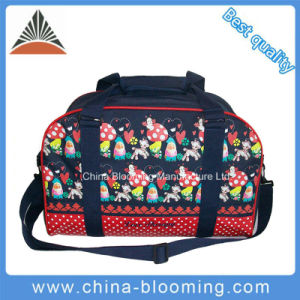 Fashion Lady Weekend Sports Leisure Travel Bag for Weekender pictures & photos
