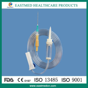 Infusion Set Disposable Infusion Set pictures & photos