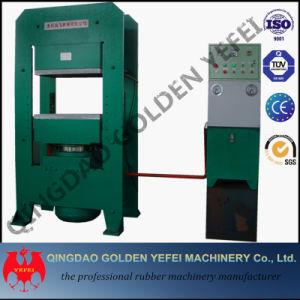 China Manufacture Rubber Machine Vulcanizing Press pictures & photos