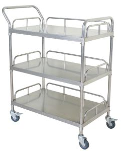 Instrument Trolley with Three Shelves (SK-ST02) pictures & photos