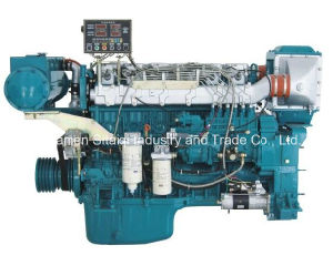 Steyr D12 Series Marine Diesel Engine for Boat with CCS Certificate pictures & photos