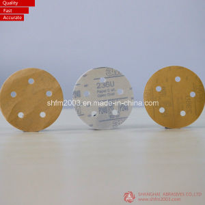 "High Quality 7"" Abrasive Velcro Grinding Disc pictures & photos"