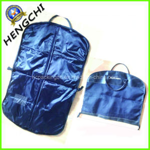 PEVA Travelling Suit Cover/Garment Bag with High Quality (HC0303) pictures & photos