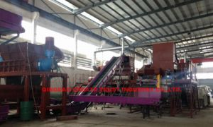 High Performance Waste Tyre Shredder Machine pictures & photos