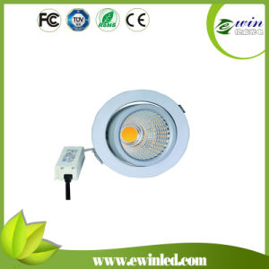 30W Rotatable LED Downlight with Made in China pictures & photos