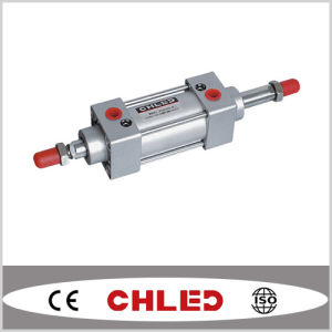 Double Rod Air Cylinder (SCD Series)