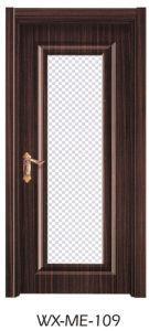 Low Price Excellent Quality Hotsale Melamine Door (WX-ME-109) pictures & photos
