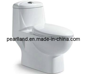 Siphonic One Piece Ceramic Sink CE-T326 pictures & photos