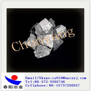 Calcium Silicon Lump Factory Manufactuerer / Casi Lump 10-50mm pictures & photos